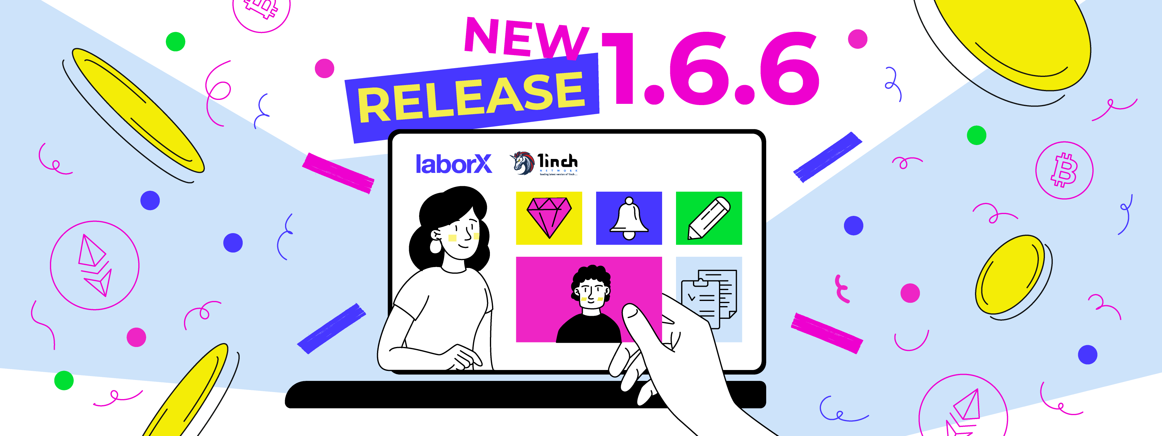 What's new in LaborX release 1.6.6?