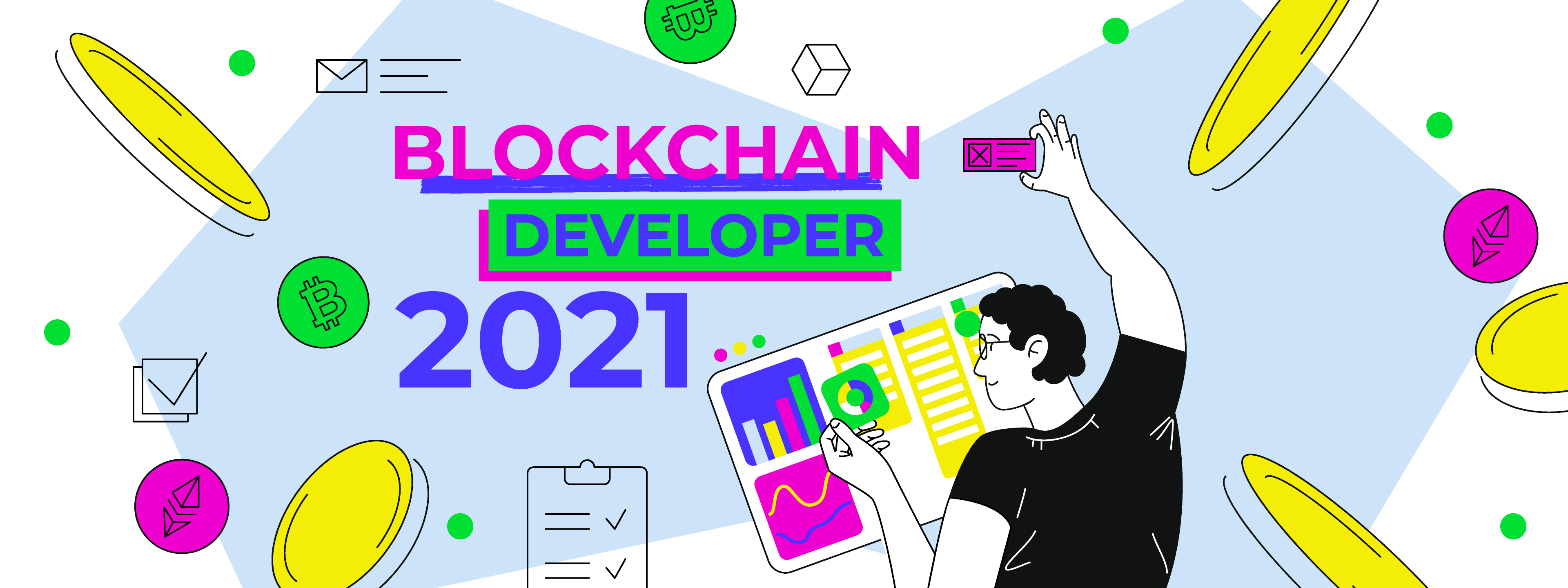 Blockchain Developers: The Hottest Jobs for 2021
