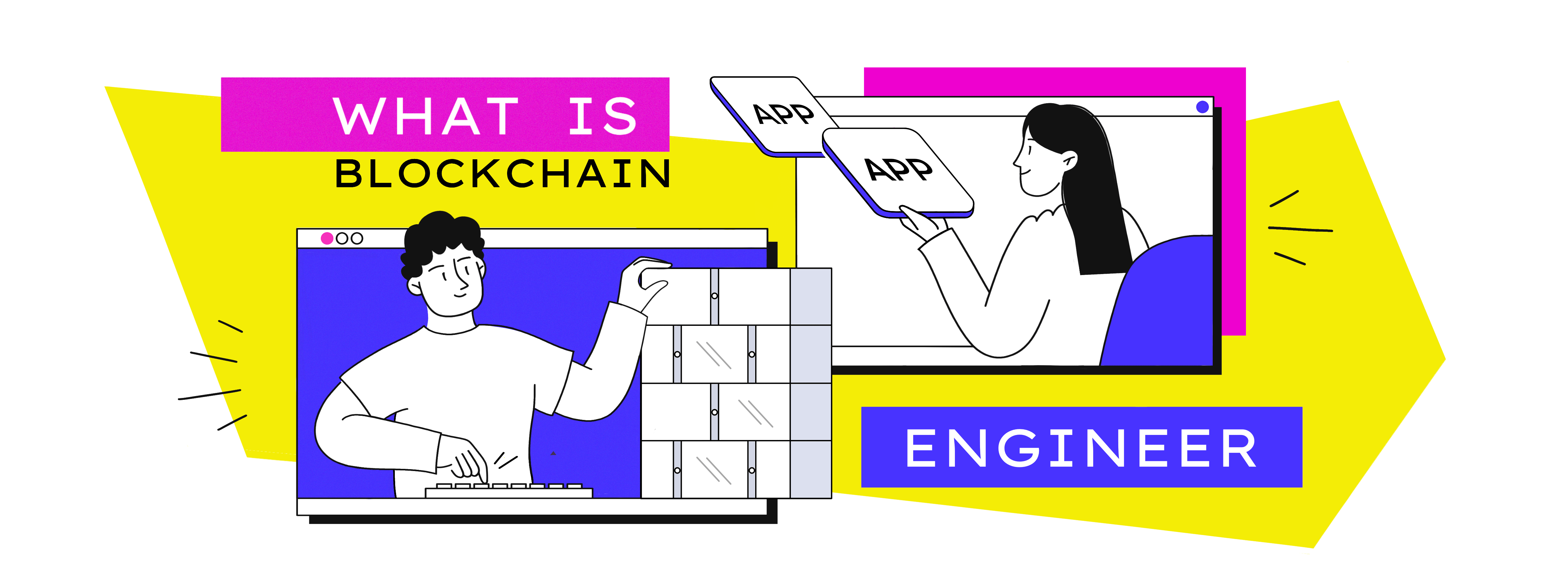 What is a blockchain engineer?
